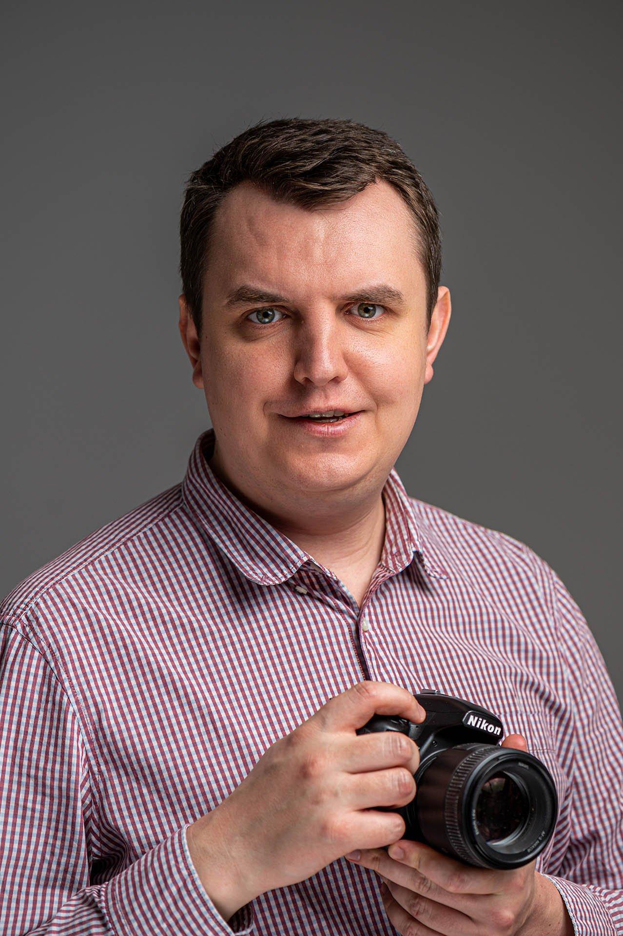 Fotograf z Krakowa